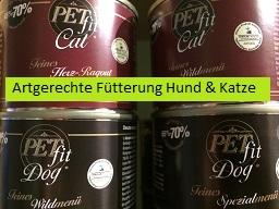 Webinar: Mein artgerechtes Hunde- und Katzenfutter