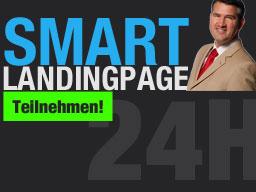 Webinar: Landingpage in 24Stunden online!