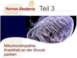 Webinar: Mitochondrialtherapie - Muss leider ausfallen!