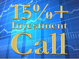 Webinar: 15%+ Investmentcall