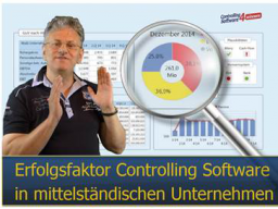 Webinar: Erfolgsfaktor Controlling Software im Mittelstand