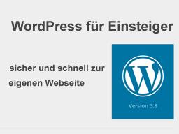 Webinar: WordPress für Einsteiger