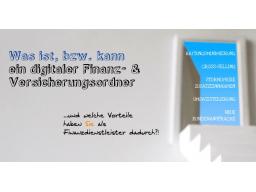 Webinar: Umsatzsteigerung & Neukundengewinnung durch digitalen Finanz- & Versicherungsordner
