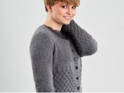 Webinar: Kursreihe : Jacke stricken auf Maß