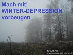 Webinar: Winterderpession vorbeugen