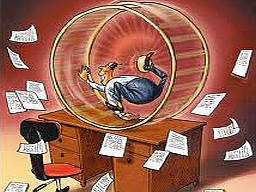 "Webinar: Gratis Webinar ""aktiv aus dem Hamsterrad Stress aussteigen"""
