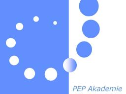 Webinar: PEP Mache mehr aus dem was in dir steckt