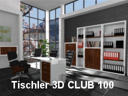 Webinar: Tischler 3D Präsentationssoftware