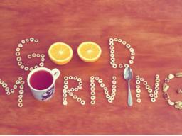 Webinar: Richtiges Frühstück