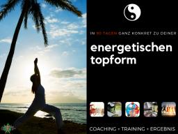 Webinar: Energetische Topform - in 90 Tagen KONKRET erreichen