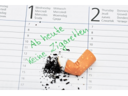Webinar: Neujahrsvorsatz: Rauchen aufhören