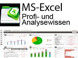 MS-Excel Experten- und Analysewissen (Tag 1 von 2)