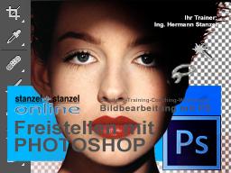 Webinar: PHOTOSHOP - Objekte freistellen wie die Profis!