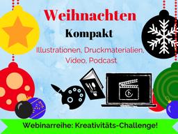 Webinar: Sparpaket: Weihnachten kompakt,  alles was Du brauchst, inklusive Bonus