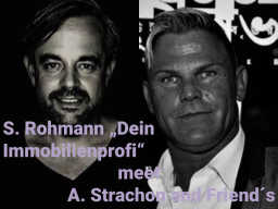 Webinar: S. Rohmann meet A. Strachon and Friends