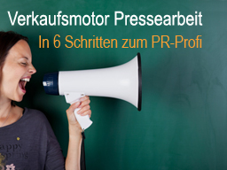 Webinar: Verkaufsmotor Pressearbeit