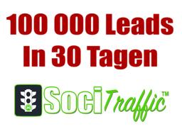 Webinar: 100 000 Leads in 30 Tagen - Das Geheimnis der weltweit erfolgreichsten Internetmarketer