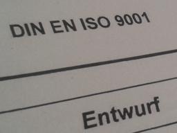 Webinar: Revision ISO 9001:2015 - Neue Anforderungen