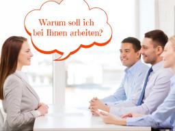 Webinar: Authentisch im Vorstellungsgespräch!