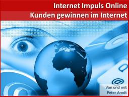 Webinar: Internet Impuls Online