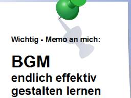 Webinar: BGM - endlich effektiv Infowebinar