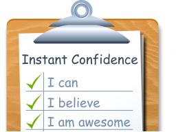 Webinar: Instant Confidence