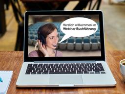 Webinar: Buchen mit Umsatzsteuer