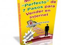 Webinar: Mi Sistema Perfecto de 7 Pasos para Vender en Internet.