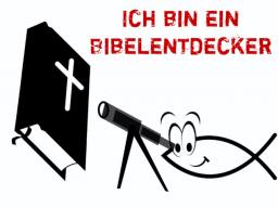 Webinar: Ich bin ein Bibelentdecker - interaktive Kindersendung