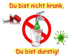 Webinar: Du bist nicht krank, Du bist durstig!