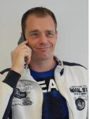 Geschäftsführer Mike Taubert