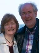 Yvonne Fischer und Winfried Rabsch