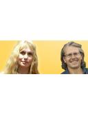 Liane Halasz und Helmut Christof