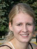 Network coordinator Eurasian Chapter Anna Korepanova