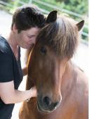 Tierpsychologin ATN Steffi Kilcher