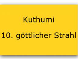 Webinar: Kuthumi - Meister des 10. göttlichen Strahls