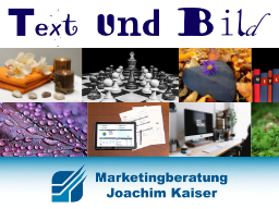 Webinar: Texte und Bilder im Marketing