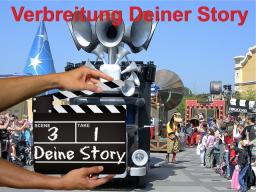 3 Strategien und 10 Wege um Deine Stories zu verbreiten
