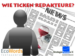 Webinar: Der Weg zur attraktiven Pressemitteilung