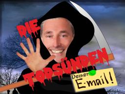 Webinar: Die 5 Todsünden Deiner E-Mail