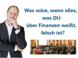 Webinar: Was wäre, wenn alles, was Du über Finanzen weißt, falsch ist?