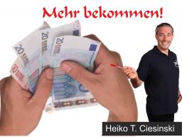 Heiko T. Ciesinski - mehr bekommen!