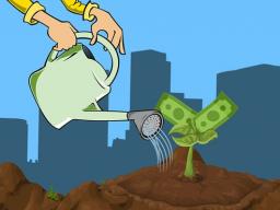 Nimm Dein Geld und gestalte die Welt!