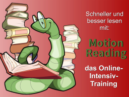 Motion Reading® Intensiv-Kurs