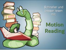 Schneller lesen, Wissen aufsaugen, mehr behalten