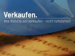 Deine Website soll verkaufen - nicht rumstehen!