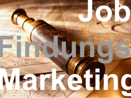 Webinar: JobFindungsMarketing