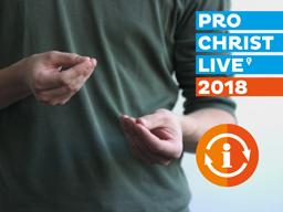 Webinar: Elke Werner & Michael Klitzke zu PROCHRIST LIVE März 2018