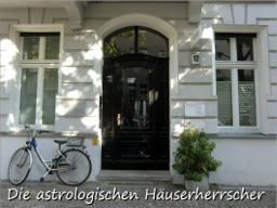 Webinar: Die astrologischen Häuserherrscher