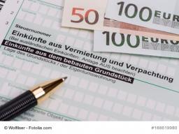 Webinar: Einkommensteuererklärung (Anlage V) für die vermietete Wohnung oder Immobilie